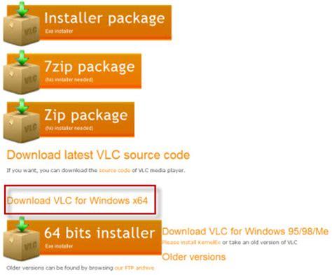vlc new version for windows 7 64 bit