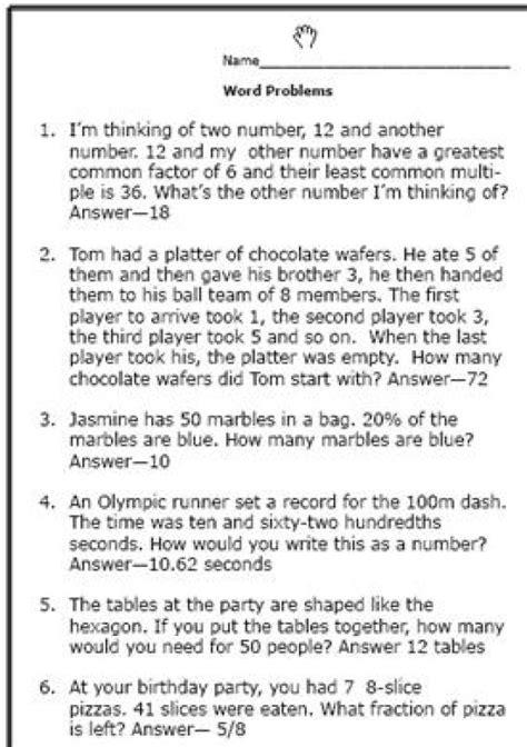 Printable 7th grade math worksheets thoughtco jpg 640x908
